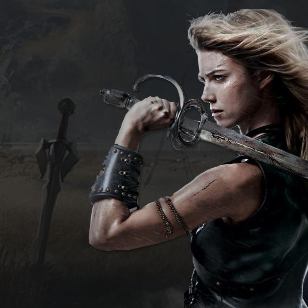 warrior battleground